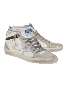 GOLDEN GOOSE DELUXE BRAND Mid Star White