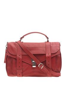 PROENZA SCHOULER PS1 Medium Lux True Red