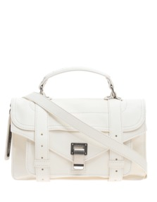 PROENZA SCHOULER PS1 Tiny Lux White