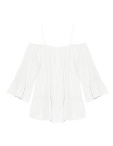 JADICTED Sexy Silk White