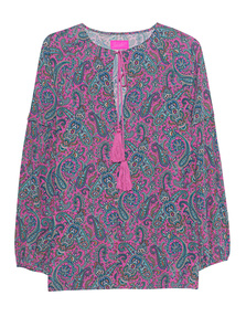 JADICTED Tunic Paisley Pink