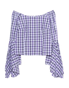 Petersyn Harlan Violet Plaid
