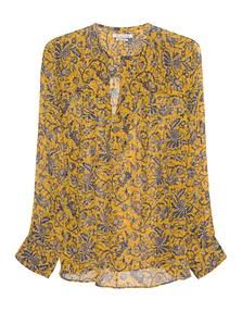 Isabel Marant Étoile Bowtie Yellow
