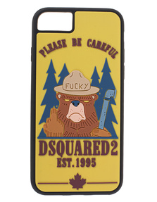 DSQUARED2 iPhone 8 Bear Multicolor