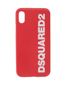 DSQUARED2 Case iPhone X Red