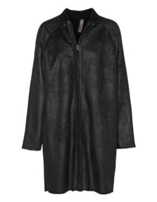 MUST HAVES BY MONTGOMERY Ivonne Fake Fur Black