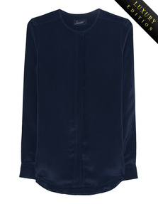 JADICTED Blouse Navy