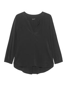 JADICTED Silk Longsleeve Black