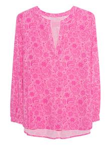 JADICTED Box Pleat Flower Pink