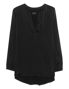 JADICTED Silk Longsleeve Black