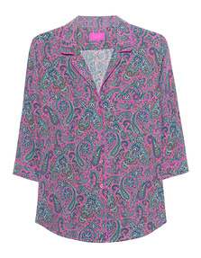 JADICTED Paisley Blouse