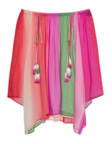JADICTED Rainbow Pom Pom Multicolor
