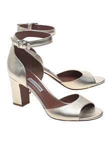 TABITHA SIMMONS Jerry Champagne Metallic