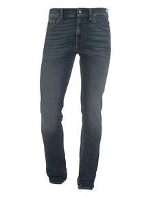 7 FOR ALL MANKIND Ronnie Luxe Vintage Defence Blue