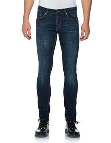 7 FOR ALL MANKIND Ronnie Stretch Blue