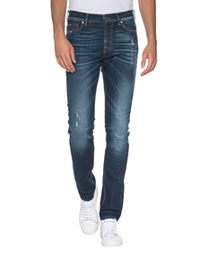 7 FOR ALL MANKIND Ronnie Dark Blue