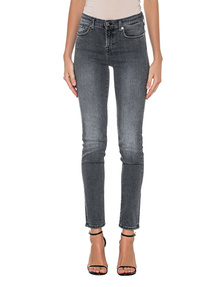 7 FOR ALL MANKIND Highwaist Pyper Grey