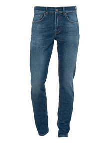7 FOR ALL MANKIND Slimmy Tapered Blue