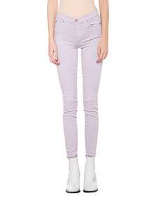 7 FOR ALL MANKIND The Skinny Crop lilac