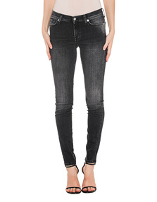 7 FOR ALL MANKIND Strass Black