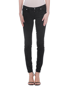 7 FOR ALL MANKIND Soft Touch Black