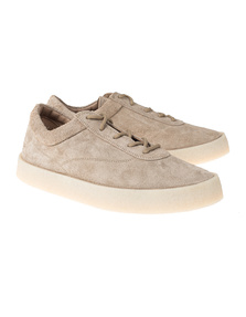 YEEZY Thick Shaggy Suede Crepe Beige