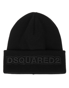 DSQUARED2 Logo Tonal Black