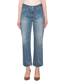 AG Jeans Rhett High Waist Blue
