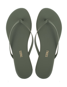 TKEES Lily Solids Green