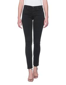 AG Jeans The Satin Stilt Super Black