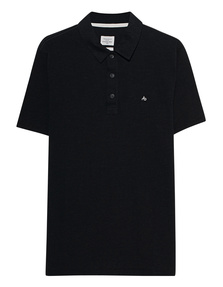 RAG&BONE Standard Issue Polo Black