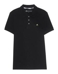 MOOSE KNUCKLES Polo Basic Black