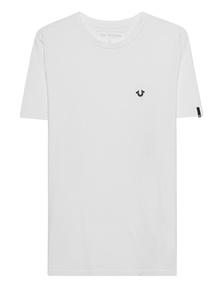 TRUE RELIGION Basic Shirt White