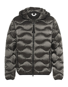 TRUE RELIGION Hoody Puffer Grey