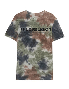 TRUE RELIGION Batik Multicolor