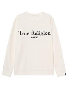 TRUE RELIGION EMB Off White