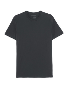 Majestic Filatures  Deluxe Tee Anthracite