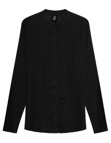 THOM KROM Linen Clean Black