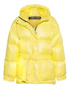 IENKI IENKI Belted Puffer Yellow