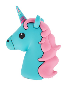 Moji Power Unicorn Turquoise