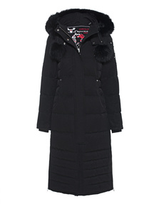 MOOSE KNUCKLES Parka Saskatchewan Black