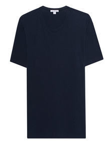 JAMES PERSE Crew Neck Navy