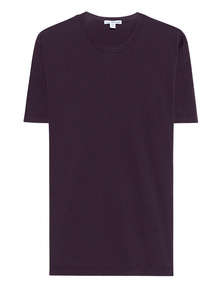 JAMES PERSE Basic Shirt Bordeaux