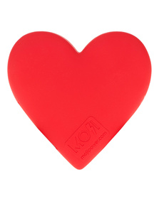 Moji Power Heart Red