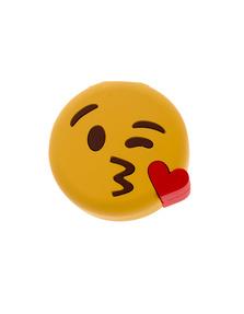 Moji Power Kissing Wink Yellow