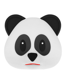 Moji Power Panda Black White