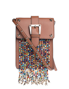 RED VALENTINO Must Beads Brown