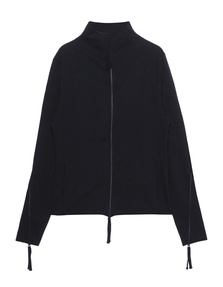 THOM KROM Sweat Zip Black