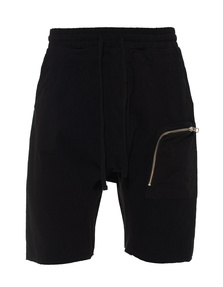 THOM KROM ZIP LOW CLEAN BLACK
