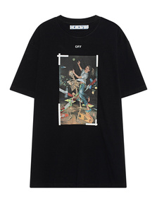 OFF-WHITE C/O VIRGIL ABLOH Pascal Print Over Black